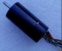Используется maxon безщеточный Тигельные двигателя EC22brushless 386658 24 В 40 Вт передачи 4