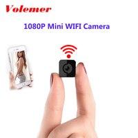 Volemer Invisible Night Version Wifi IP Mini Camera Wireless 1080P For Video Recording Support Remote Control