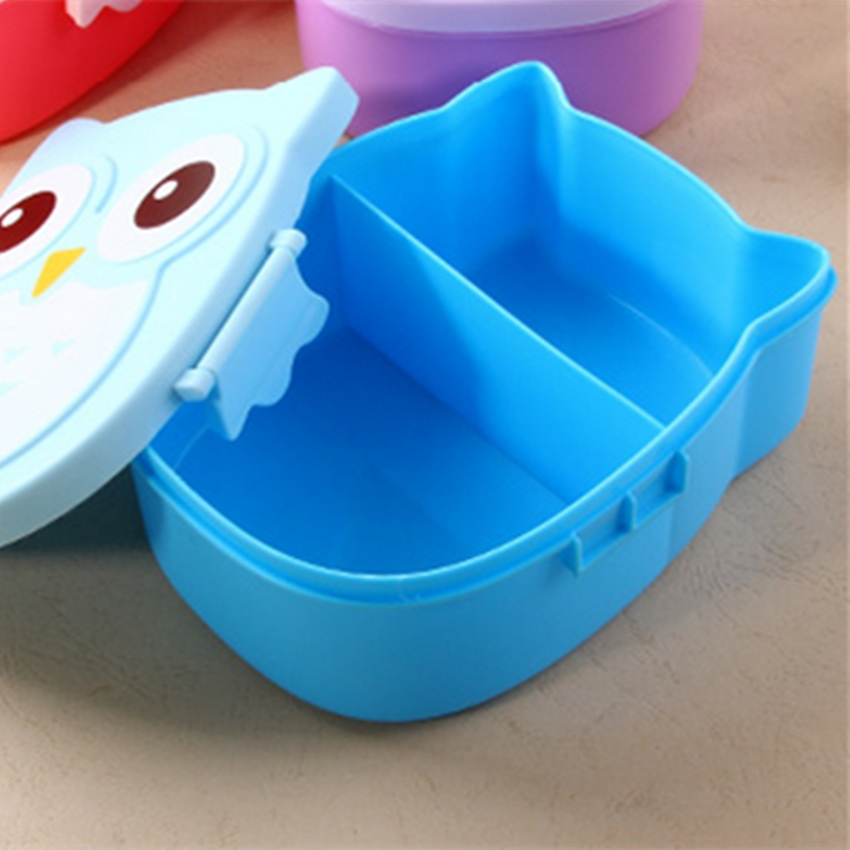 e99d881399 Power life 4 colours cartoon bento school lunch box for kids lunchbox  plastic food containers cutlery minion set children mold-in Dinnerware Sets  from Home ...