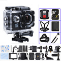 Hot Action Camera 12MP 1.5.0 inch WIFI 1080P Diving 30M Waterproof 170' Wide Angle DV Digital underwater camera