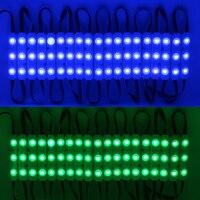 20pcs Lot Led Module Smd 5730 3leds Waterproof Sign Led Shop Sign Illuminated Advertising Boards Super