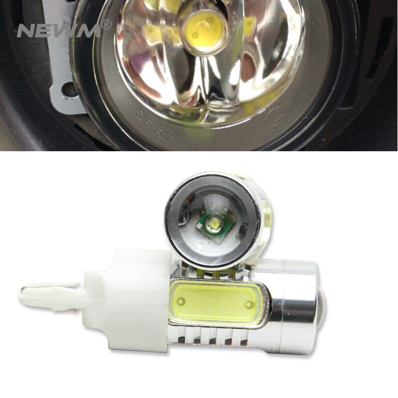 6000K White 7443 T20 W21W LED High Power SMD LED Bulbs For 2009-2016 Fiat 500 Daytime Running Lights,CANBUS 12V