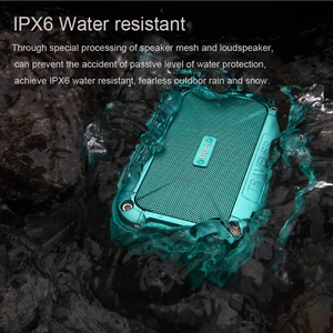 Image 3 - MIFA F7  Bluetooth 4.0 Speaker IP56 Dust Proof Water Proof speaker,AUX.Camping Speakers Metal Housing Shock Resistance Speakers