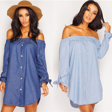 Strapless jean dress online shopping-the world largest strapless ...
