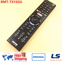 ORIGINAL REMOTE CONTROL RMT-TX102U FOR SONY TV KDL-32W600D K