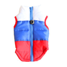 Fashion Hit Color Cat Dog Coat Jacket Pet Supplies Clothes Winter Apparel Puppy Costume