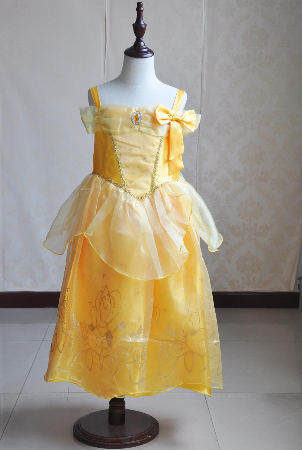 Fashion party dresses for little girls carnival kids ...