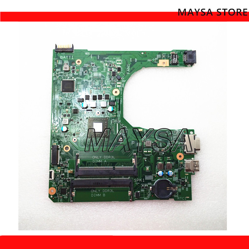 CN-0GW4F0 GW4F0 FOR DELL INSPIRON 15 3565 laptop motherboard 15276-1 Y25DC A8-7410 mainboard notbook PCCN-0GW4F0 GW4F0 FOR DELL INSPIRON 15 3565 laptop motherboard 15276-1 Y25DC A8-7410 mainboard notbook PC