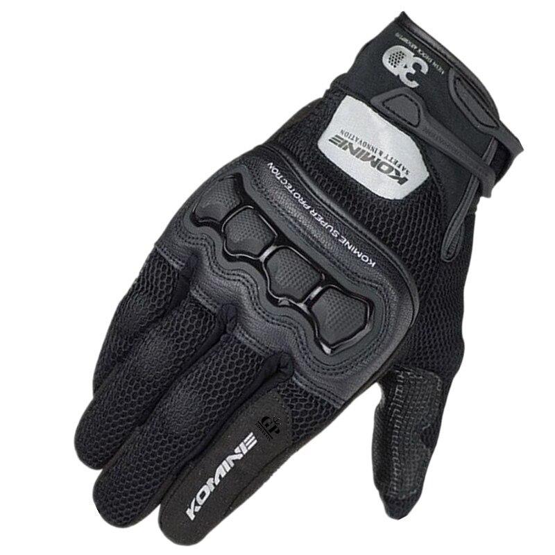 2018 <font><b>Summer</b></font> 3D <font><b>Mesh</b></font> <font><b>Technology</b></font> Riding Glove Camo Motorcycle Racing Gloves Motorbike Knight Men Sports Guantes For <font><b>KOMINE</b></font> GK-215