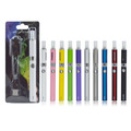 Evod MT3 starter kit com MT3 Atomizador Cigarro Eletrônico e Cigarro 650 mah 900 mah 1100 mah Bateria Várias cores single coil