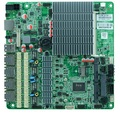 "Sin ventilador/2.5 ""hdd/bypass apoyo intel j1900 bay trail firewall motherboard con 4 gigabit lan/usb $ number"