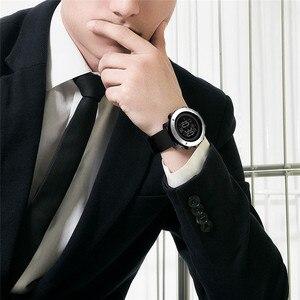 Image 5 - 시간 비밀 시계 남자 방수 야외 스포츠 학생 디지털 손목 시계 청소년 빛나는 다기능 전술 시계