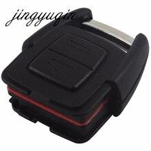 Jingyuqin 30 шт./лот Замена Оболочки Дело FOB для Vauxhall для Opel Vectra Zafira 2 Пуговицы