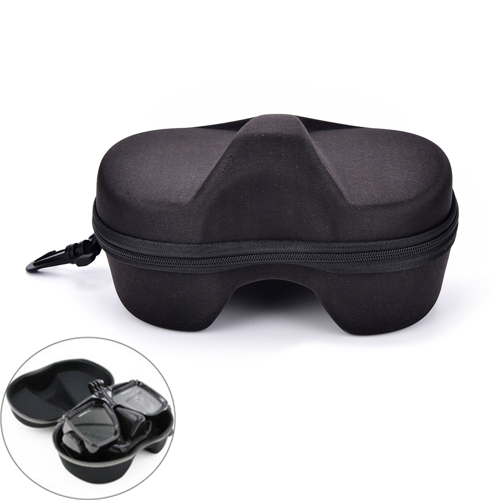 1 PCS Mask Scuba Diving Of Carton Case Diving Mask Underwater Storage Box