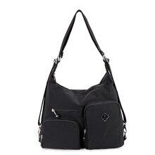 Women Messenger Bag Double Shoulder Bag Designer Handbags High Quality Nylon Female Crossbody Bags Tote Bolsas Sac A Main
