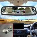 5 pulgadas de ALTA DEFINICIÓN de Pantalla TFT LCD de Coches Espejo Retrovisor Para Hyundai i40 2011 ~ 2015 con HD de La Visión Nocturna Del Revés Del Coche Cámara de Visión Trasera