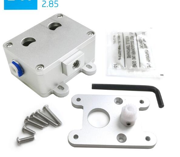 UM2+3D printer Ultimaker2+ third generation remote double wheel deceleration extruder