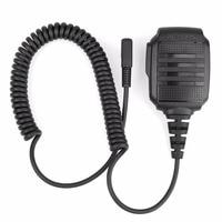 מכשיר הקשר RS-114 Retevis IP54 מיקרופון רמקול Waterproof עבור Kenwood Retevis H777 RT22 RT24 RT81 Baofeng UV-5R UV-82 888S מכשיר הקשר (2)