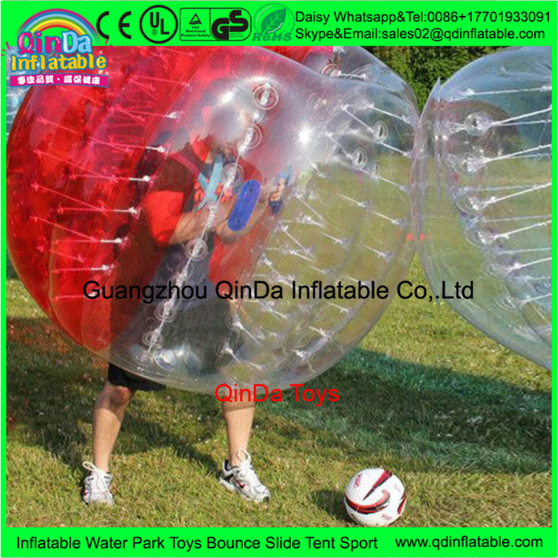 Adult human bubble ball inflatable sumo bumper ball inflatable body adult outdoor toys