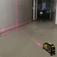 Multifunctional 4 in 1 Laser Level Cross Point Laser Line Vertical Level horizontal laser Measuring Tool