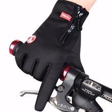 Touch Gloves Bicycle Snowboard Outdoor Winter Windproof Warm Ski Men
