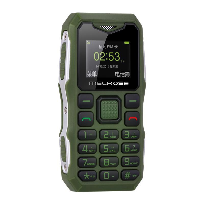 Original Melrose S10 Mini Phone Big Voice Flashlight FM ...