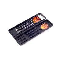 High quality 18g steel, copper, aluminum shaft Soft tip dart toys 3 pcs/set/Box free shipping