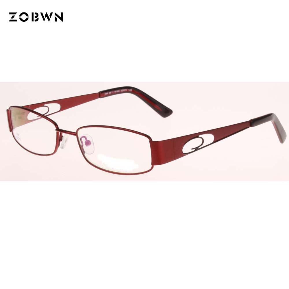 f231945397 Hot Sale 2018 New Women men Fashion Retro Radiation Protection Computer Goggles  Optical Frame myopia