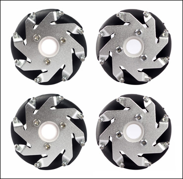 A set of 60mm compatible Mecanum Wheels (4 pieces) 14144 chinese chronological stamps 2003 15 jin temple sculptures by a full set of 4 pieces fidelity collagen products