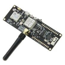 TTGO T-Beam ESP32 433/868/915Mhz WiFi Wireless Bluetooth Module ESP 32 GPS NEO-6M SMA LORA 32 18650 Battery Holder With SoftRF