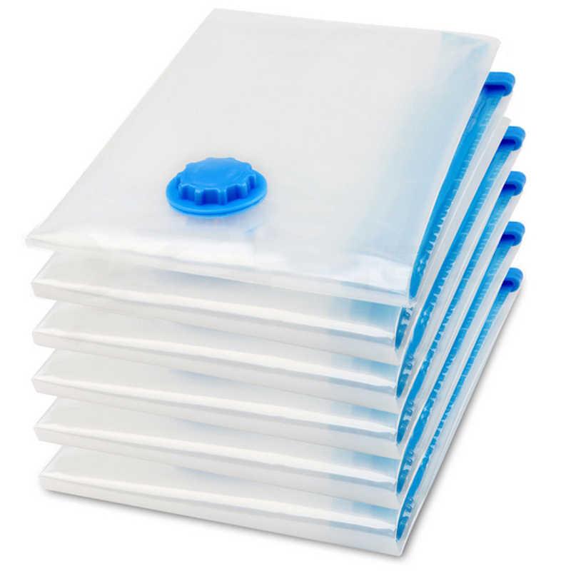 High quality 1 piece 40 * 50/50 * 70/60 * 80/70 * 100/80 * 110 storage bag vacuum compression  bag cotton quilt storage bag