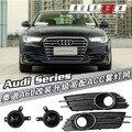 Для Audi A6 C7 противотуманные фары декоративные АКК рамка зонд пакеты