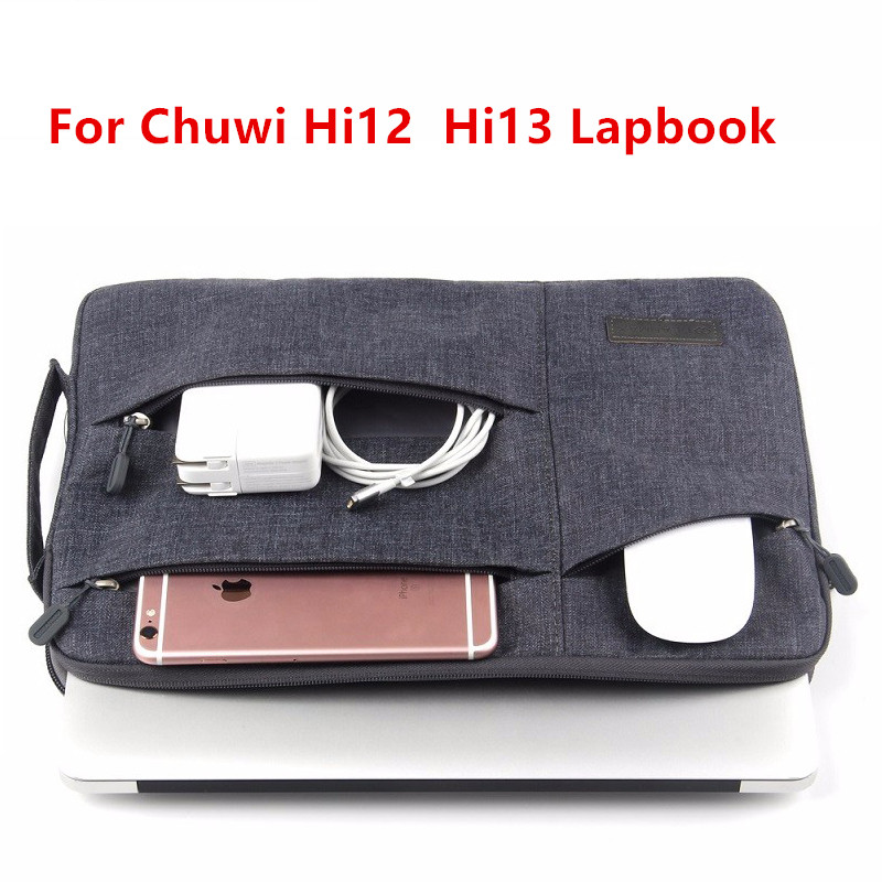 Fashion Sleeve Bag For CHUWI Hi12 Hi13 Tablet Laptop Pouch Case For Chuwi HI 12 13 CW02 Lapbook Handbag Protective Cover Gift конструктор конструктор забияка эврики 1200833