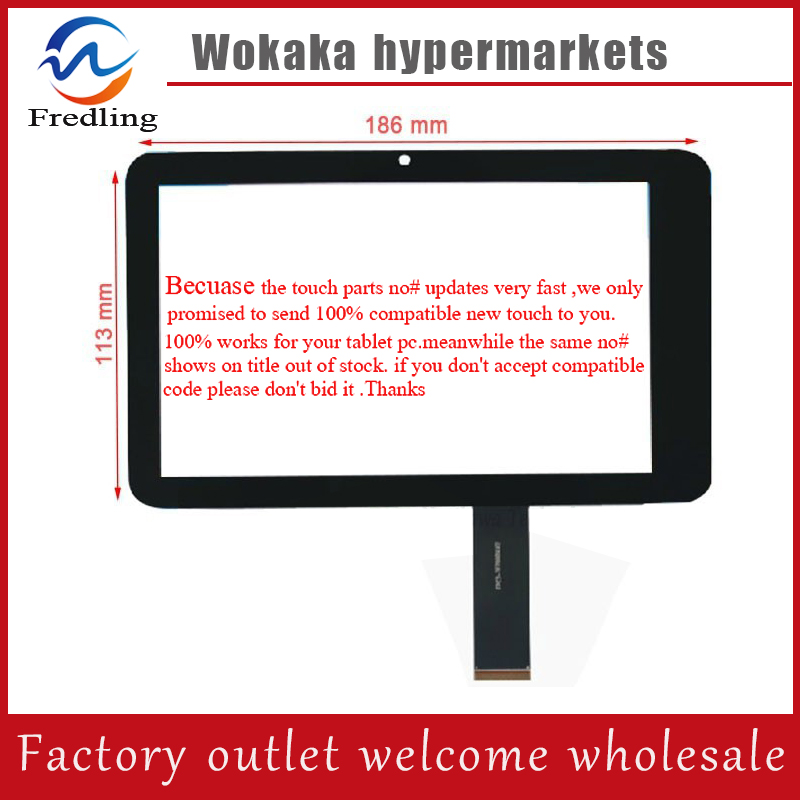 7inch touch screen for Digma iDn7 3G Digma iDnD7 3G Digma iDj7 3G FPC3 TP70001AV2 FPC3