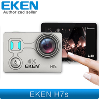 100% Original EKEN H7s Touch Screen Action Camera 4K 30fps Utral HD Video 14mp Picture WIFI 4K+ Camera
