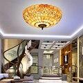 Европейский стиль оболочки спальни потолочный светильник гостиной