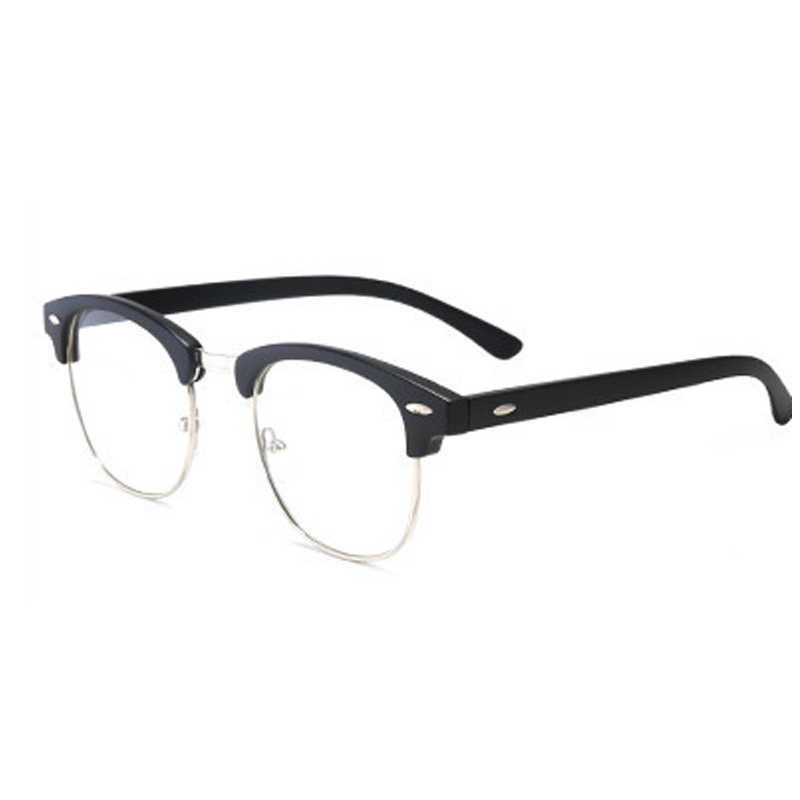 800568b8ac7 ... Browline Full-Rim Fashion Optical Frame Eyeglasses for Women and Men  with 4 Optional Colors ...