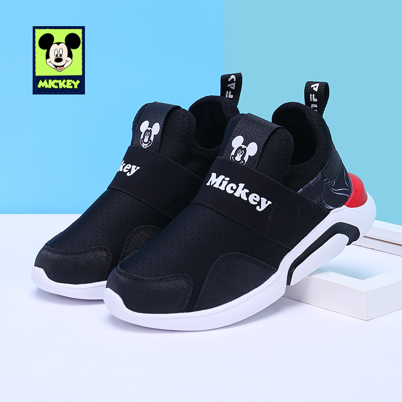 Disney toddlers Shoes Spring kids Sneakers comfortable Footwears Black while leather boy girl Cute Kids 2019 New Fashion TrainerDisney toddlers Shoes Spring kids Sneakers comfortable Footwears Black while leather boy girl Cute Kids 2019 New Fashion Trainer