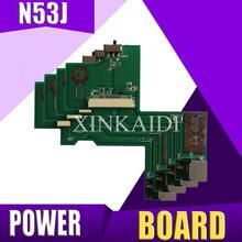 Xinkaidi новый для ASUS N53SV N53 N53S N53J N53TA N53TK N53SM N53DA N53SL N53SN N53JG N53JN N53JF N53JQ разъем питания постоянного тока распределительный щит