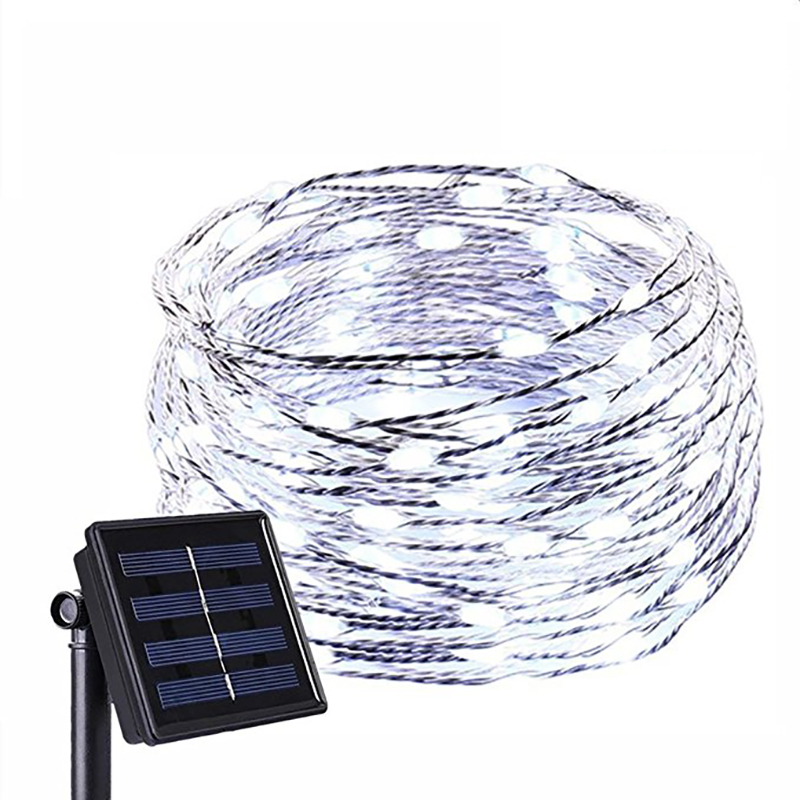 100/200 LEDS Strip Solar Powered Led Strip Light Fairy 10M 20M Nightlight IP65 Colorful Decoration Holiday Lamp Party Garden Z30100/200 LEDS Strip Solar Powered Led Strip Light Fairy 10M 20M Nightlight IP65 Colorful Decoration Holiday Lamp Party Garden Z30