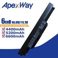 11 1 V Laptop Batterie für Asus A32 K53 A42-K53 A31-K53 A41-K53 A43 A53 K43 K53 K53S X43 X44 X53 X54 x84 X53SV X53U X53B X54H