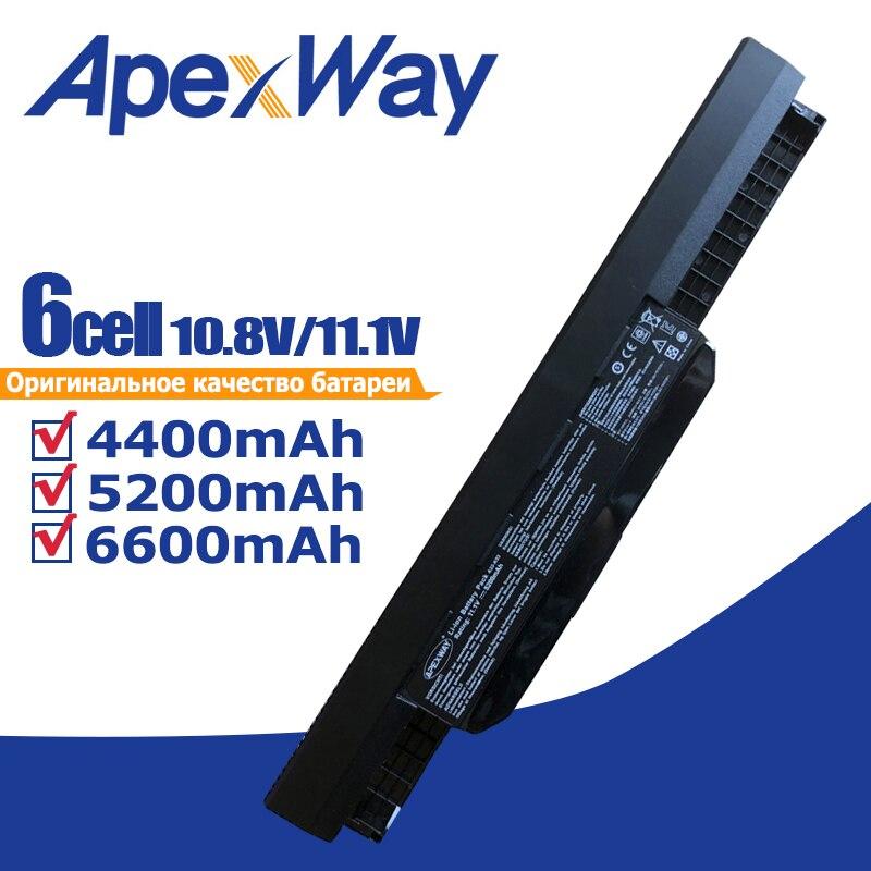 11.1V Laptop Battery for Asus A32 K53 A42 K53 A31 K53 A41 K53 A43 A53 K43 K53 K53S X43 X44 X53 X54 X84 X53SV X53U X53B X54H Laptop Batteries     - title=
