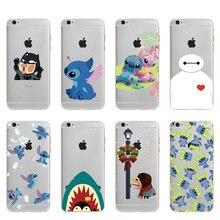 font b 2018 b font new style Funny Cute Stitch Fashion Cute Panda Soft TPU