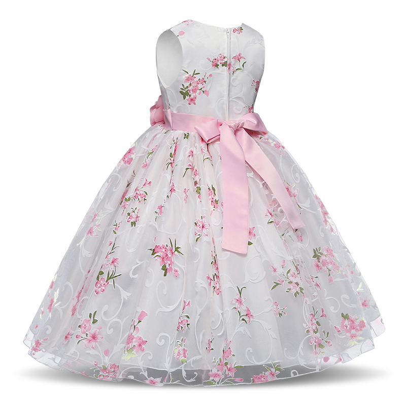 HTB1ZVVtqhSYBuNjSsphq6zGvVXaJ Summer Tutu Dress For Girls Dresses Kids Clothes Wedding Events Flower Girl Dress Birthday Party Costumes Children Clothing 8T