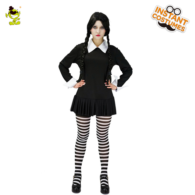 2018 Womens Zombie Costumes Marionette Girls For Party Halloween Cosplay Horror Fancy Dress Outfit Costume