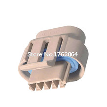 лучшая цена 4 Pin female Plastic Automotive Sensor High Voltage Plug With Terminal DJ7042Y-1.5-21 4P