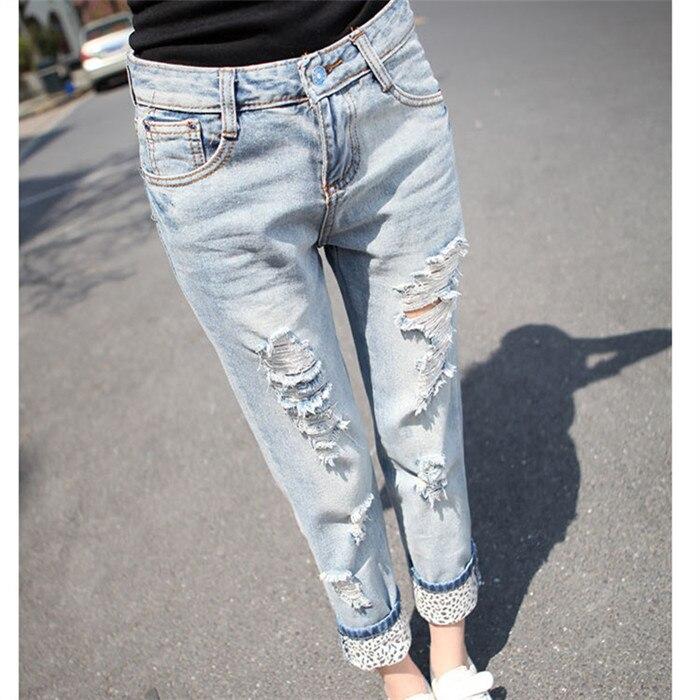Pantanones Baggy Mujer Jean