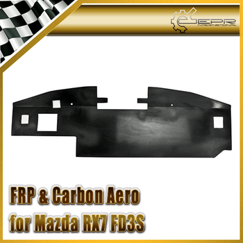Promotion Car-styling FRP Fiberglass Cooling Panel Fiber Glass Engine Accessories Fit For Mazda RX7 FD3S