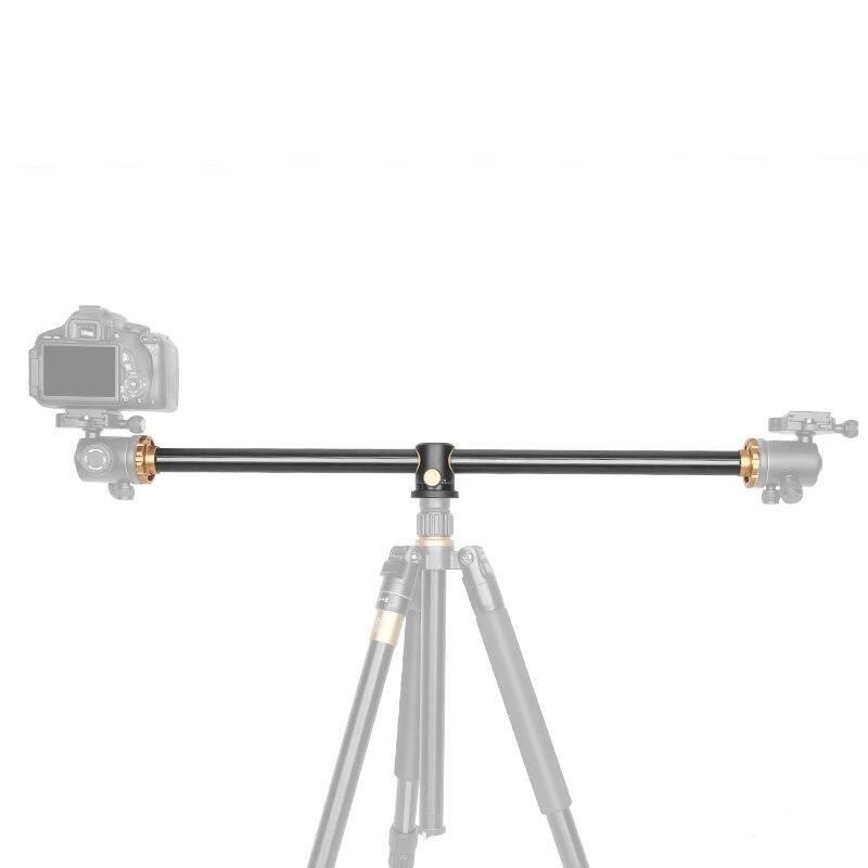 Professionelle 3/8 ''Schraube 63 cm Verlängert Arm Pol Achse Horizontale Verlängerung Stange für DSLR SLR Kameras