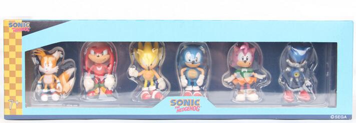 1 Set Action Figure Super Sonic The Hedgehog Tails Metal Sonic Knuffel Amy Figure Pvc Model Toys Kids Birthday Cake Figurine Toy Buy At The Price Of 3 00 In Aliexpress Com Imall Com